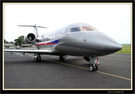Challenger CL-601 04