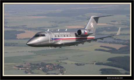Challenger CL-601 09