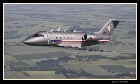 Challenger CL-601 11